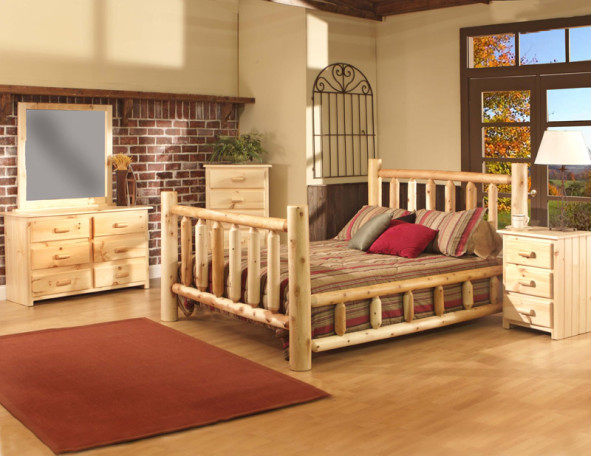 simple and classy bed frame