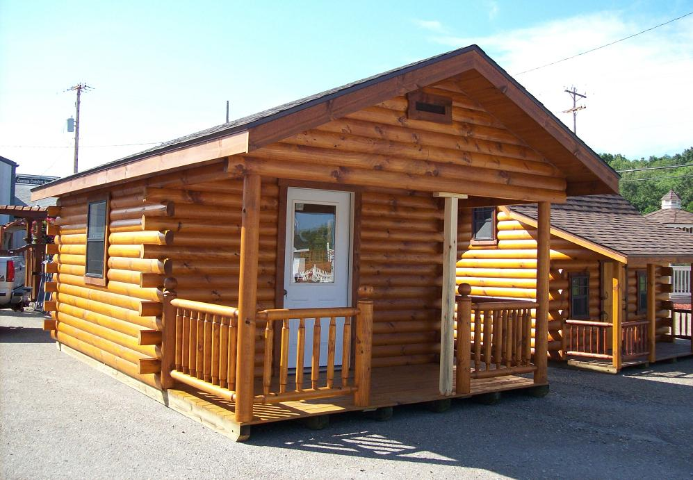 Cheap log cabin kits autos post for Cheap builders