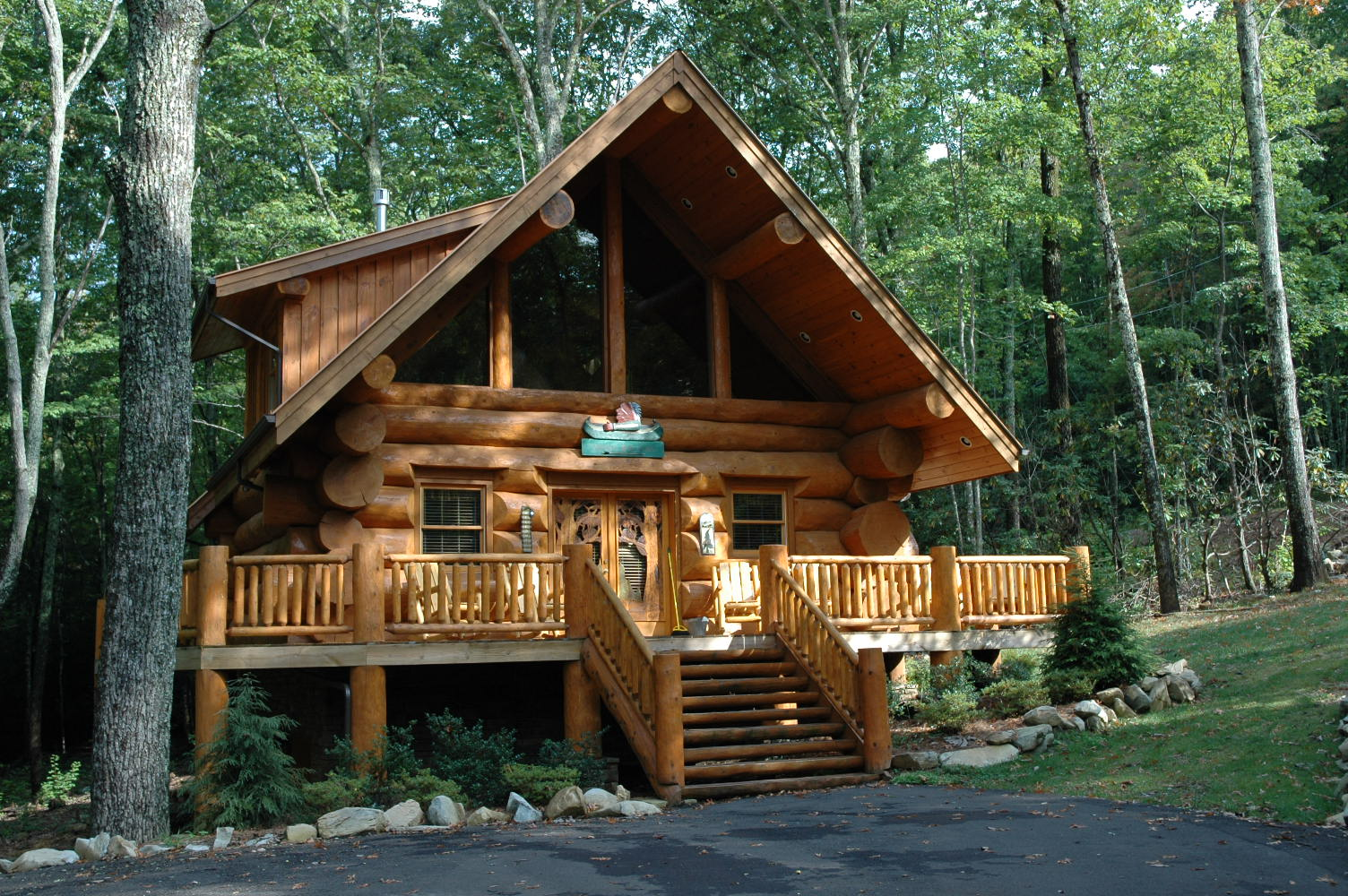 listing cabin smoky dsc in the cabins builders mountains picturesque log