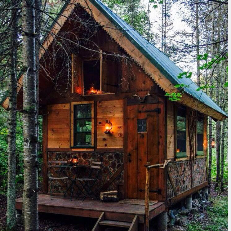 the top 10 log cabins 5 small and rustic the log builders