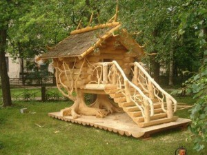 design treehouse