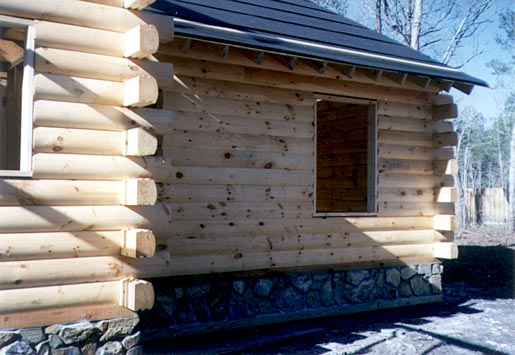 Build Your Log Cabins Using Wholesale Logs To Save Money